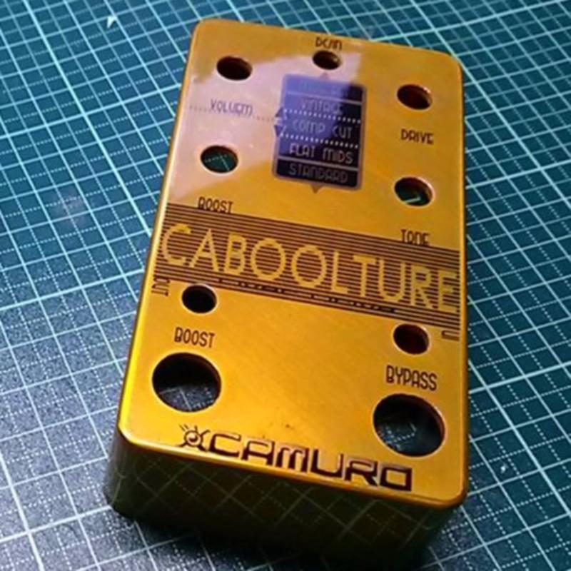 Camuro Caboolture TS系オーバードライブ TS9 TS-9 Tube Screamer